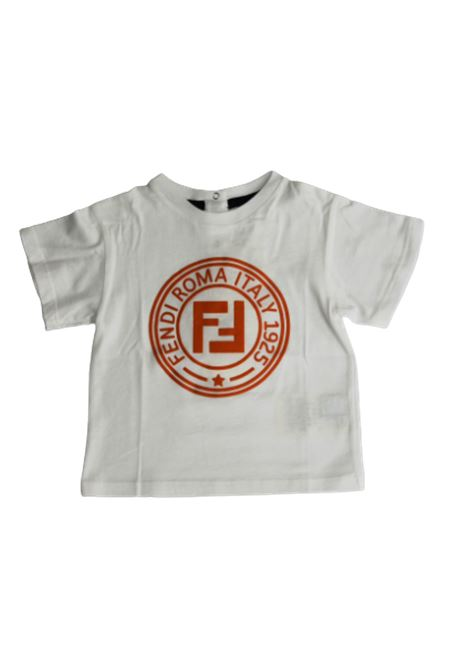 T-shirt Fendi FENDI | T-shirt | BMI1987AJBIANCO