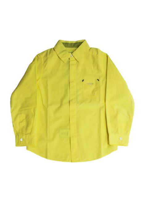 Camicia Fendi FENDI | Camicia | JMC0125V9GIALLO