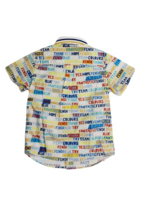 Camicia Fendi FENDI | Camicia | JMC057A1U6BEIGE FANTASIA