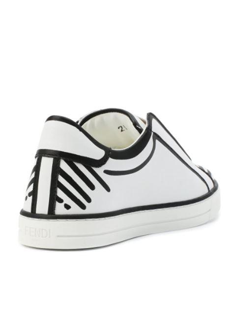 Sneakers Fendi FENDI | Sneakers | JMR348BIANCA
