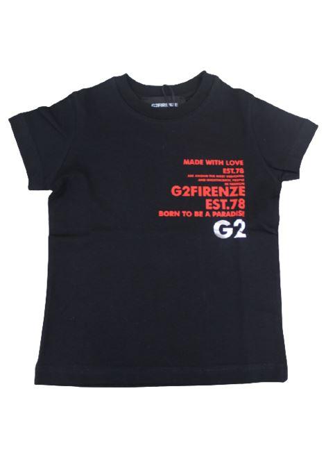 T-shirt G2 Firenze G2 FIRENZE | T-shirt | ST4PARADISENERO