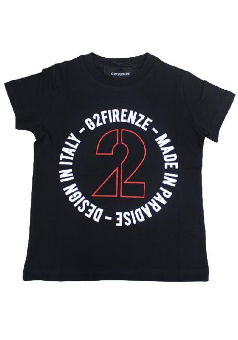 T-shirt G2 Firenze G2 FIRENZE | T-shirt | ST6PERFORMANCENERO