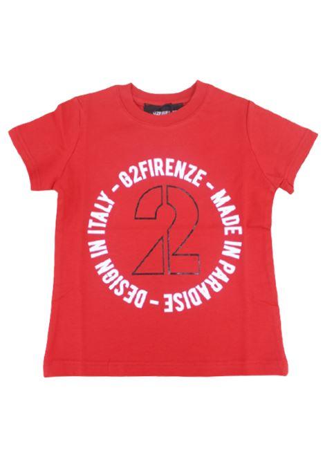 T-shirt G2 Firenze G2 FIRENZE | T-shirt | ST6PERFORMANCEROSSO