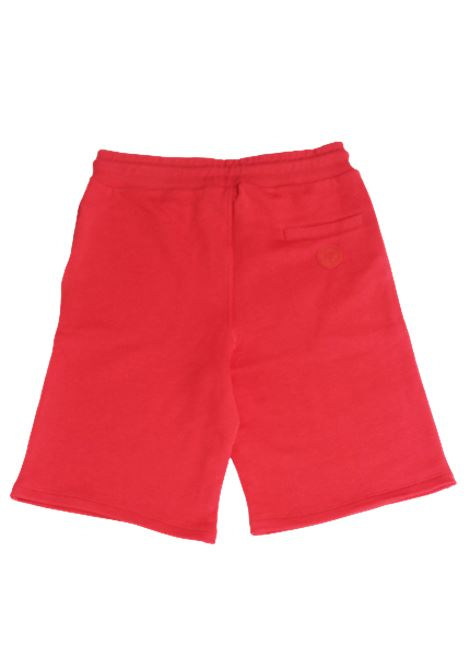 GCDS | Bermuda pants  | 022503ROSSO