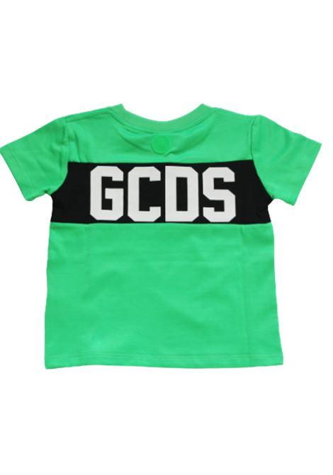GCDS | T-shirt | 022513FLVERDE FLUO
