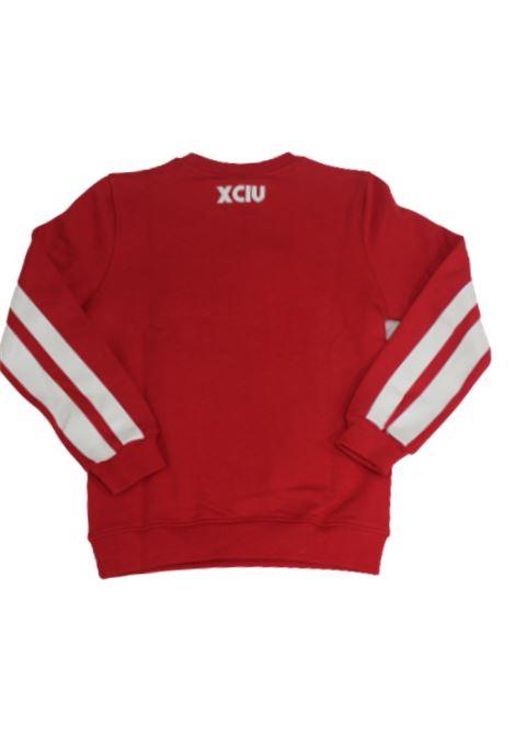 GCDS | sweatshirt | 022530ROSSO