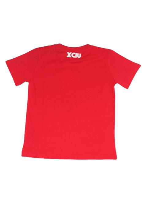 GCDS | T-shirt | 022533ROSSO