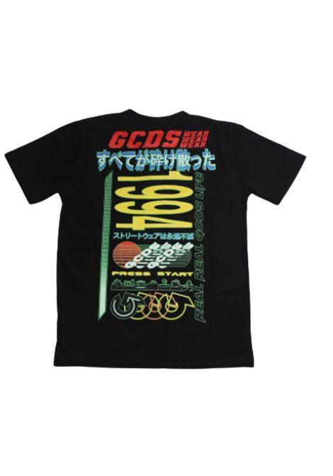 GCDS | T-shirt | 022575NERO
