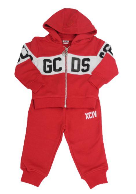 GCDS | suit | 023939ROSSO