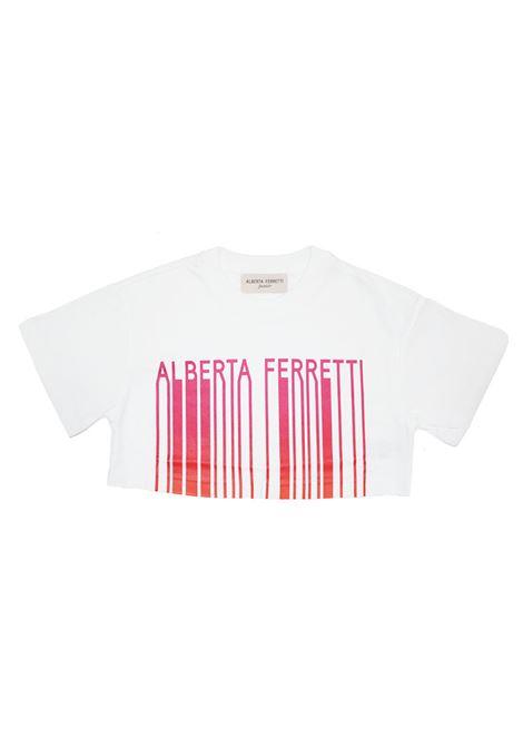 T-shirt Alberta Ferretti ALBERTA FERRETTI | T-shirt | 027437BIANCO
