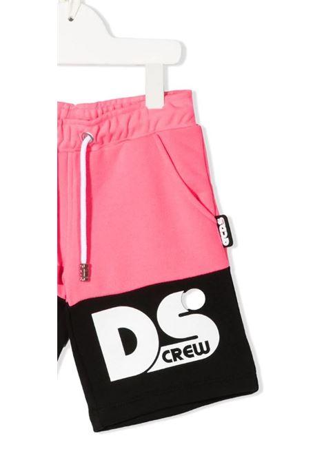 GCDS | Bermuda pants  | 027610FLFUXIA FLUO