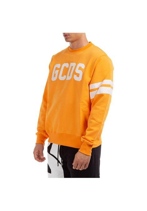 GCDS | sweatshirt | CC94M021003ARANCIO