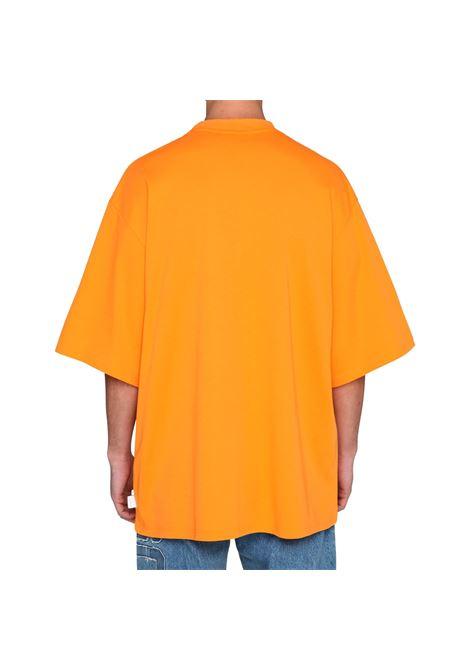 T-SHIRT GCDS GCDS | T-shirt | CC94M021006ARANCIO