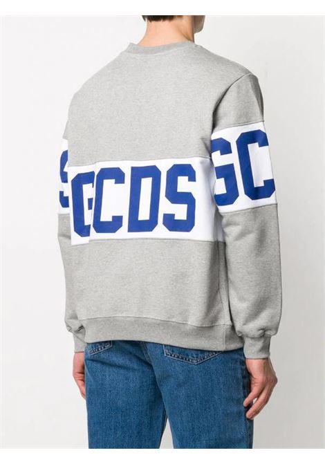 GCDS | sweatshirt | CC94M021012GRIGIO