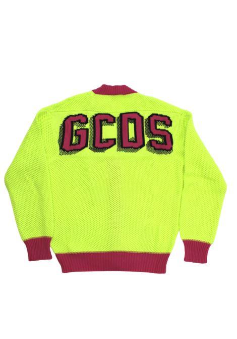 GCDS      CC94M021101GIALLO FLUO