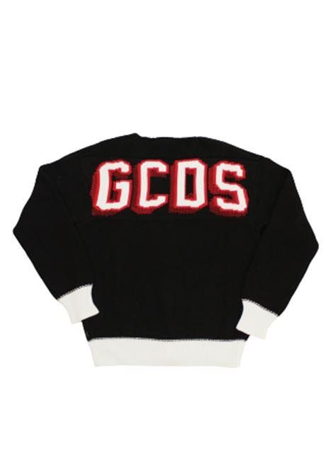 MAGLIA GCDS GCDS | Maglia | CC94M021101NERO