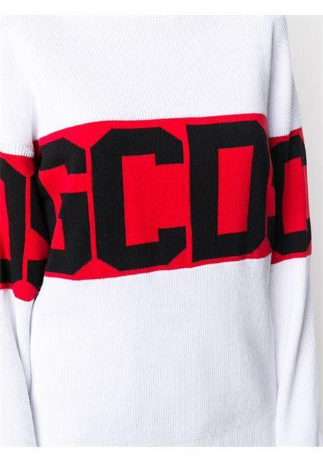 MAGLIA GCDS GCDS | Maglia | CC94M021104BIANCO