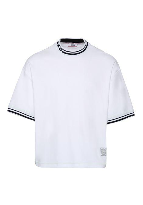 T-SHIRT GCDS GCDS | T-shirt | CC94M021300BIANCO