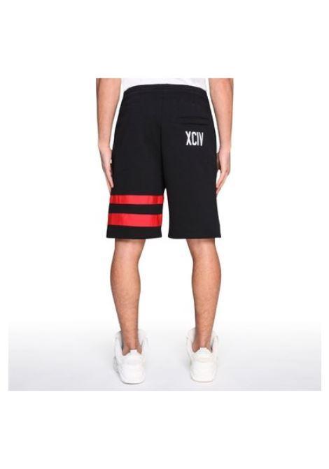 GCDS | Bermuda pants  | CC94M031001NERO