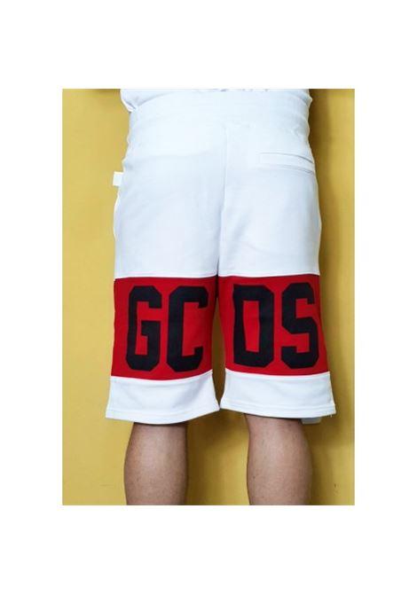 GCDS | Bermuda pants  | CC94M031004BIANCO