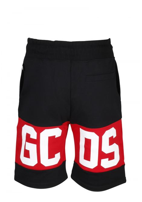GCDS | Bermuda pants  | CC94M031004NERO