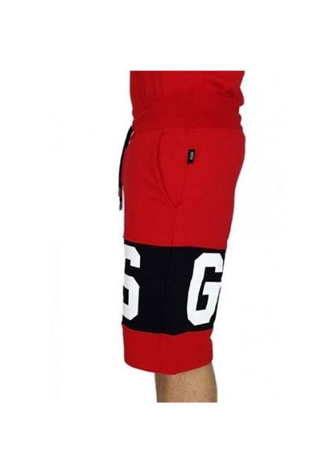 GCDS | Bermuda pants  | CC94M031004ROSSO
