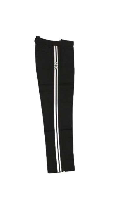 GCDS | trousers | CC94M031200NERO