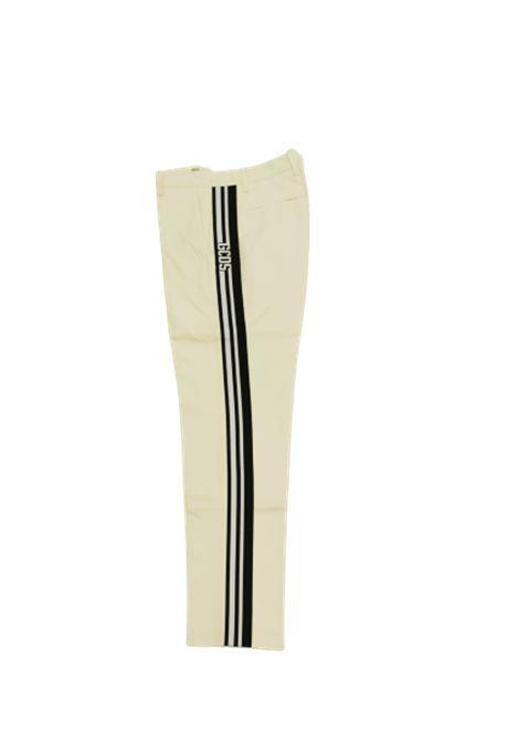 PANTALONE GCDS GCDS | Pantalone | CC94M031200PANNA