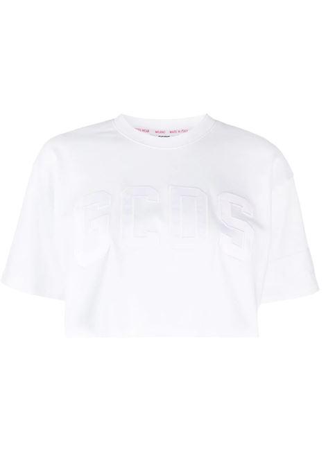 T-SHIRT  GCDS GCDS | T-shirt | CC94W021005BIANCO