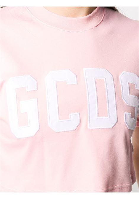T-SHIRT GCDS GCDS | T-shirt | CC94W021005ROSA