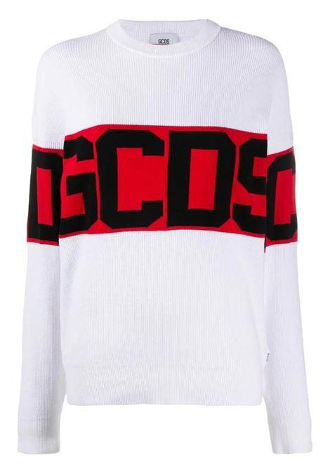 GCDS |  | CC94W021104BIANCO