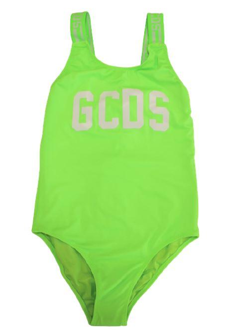 GCDS | swimsuit | GCD56VERDE FLUO