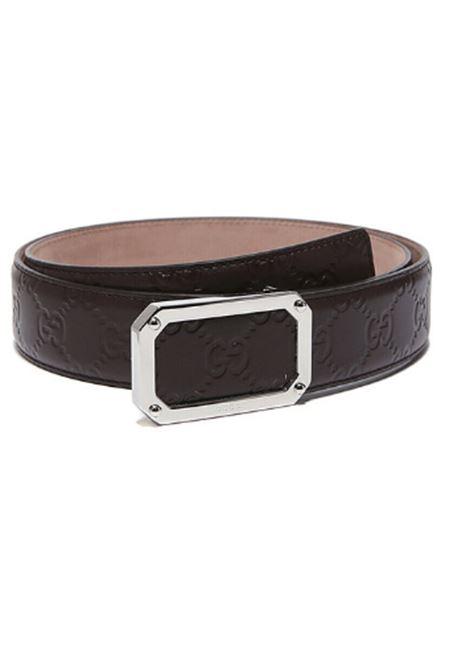 GUCCI | belt | 403941CWC0NTESTA DI MORO