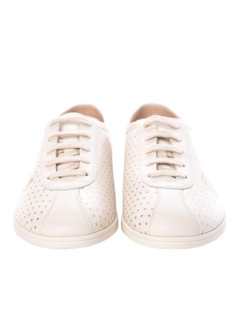 GUCCI | Sneakers | 519718BEIGE-ORO