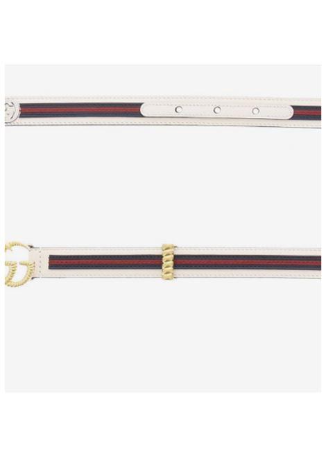 GUCCI | belt | 5501150WARGBIANCA
