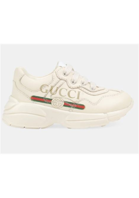 SNEAKERS GUCCI GUCCI | Sneakers | 585089PANNA