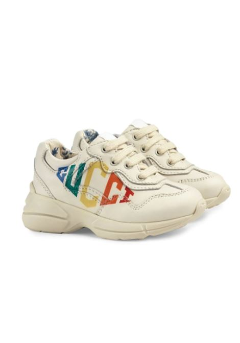 Sneakers Gucci GUCCI | Sneakers | 603879PANNA