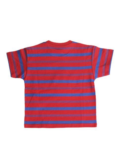 T-shirt Gucci GUCCI | T-shirt | 608692XJCC8ROSSO BLUETTE