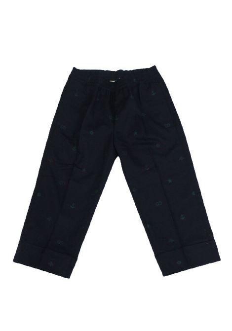 GUCCI | trousers | BA1600348XWAHHBLU