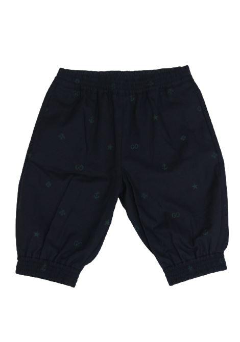 GUCCI | trousers | BA1600353XWAHHBLU