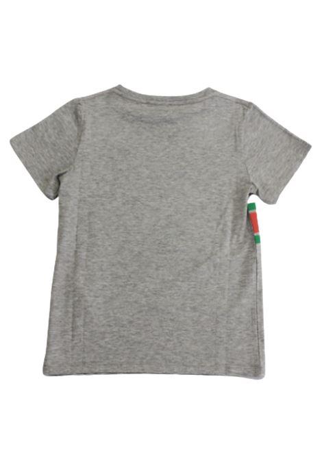 GUCCI | T-shirt | BMK561651XJBCGGRIGIO