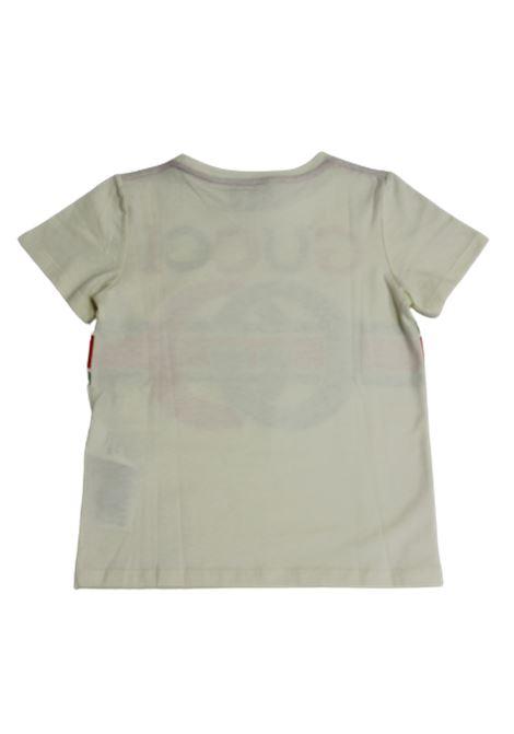T-shirt Gucci GUCCI | T-shirt | BMK561651XJBCGPANNA