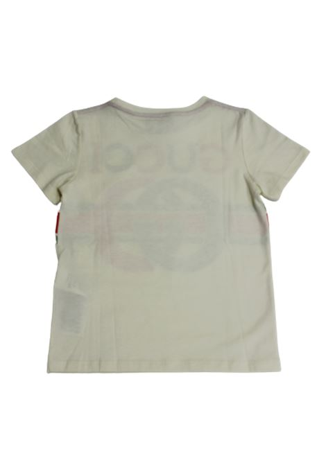GUCCI | T-shirt | BMK561651XJBCGPANNA