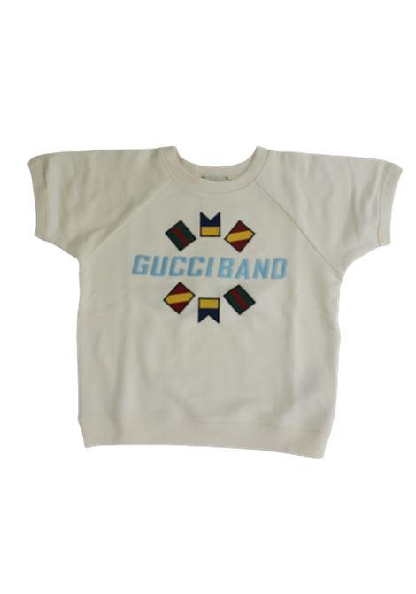 GUCCI | sweatshirt | BMP600729XJCDGBIANCO