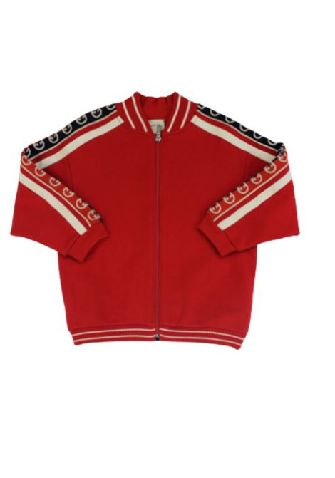 GUCCI | sweatshirt | BMR591492XJB4GROSSO