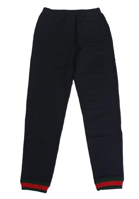PANTALONE GUCCI GUCCI | Pantalone | GUC136BLU