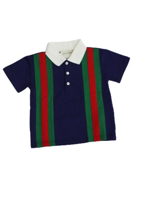 Polo Gucci GUCCI | T-shirt | GUC73BLUETTE