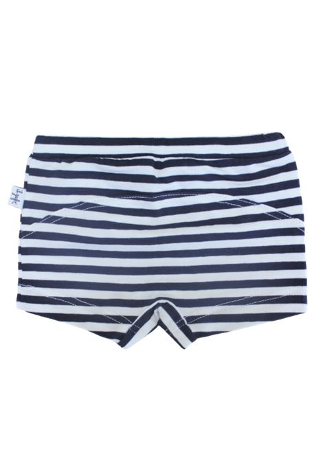 IL GUFO | swimsuit | ILG202RIGA B.CO BLU