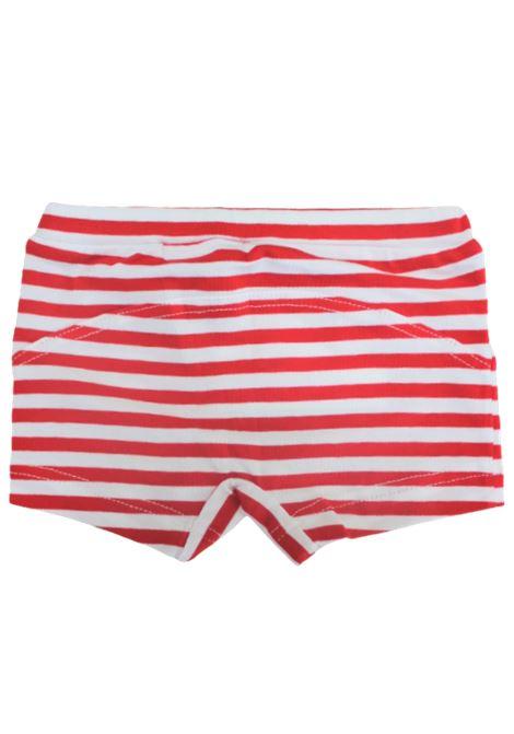 IL GUFO | swimsuit | ILG202RIGA BC.O ROSSO