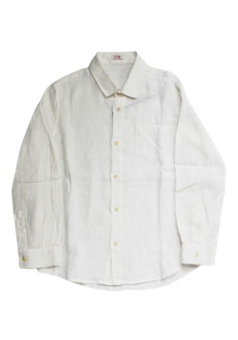 Camicia Il Gufo IL GUFO | Camicia | P16CL110L6006BIANCO